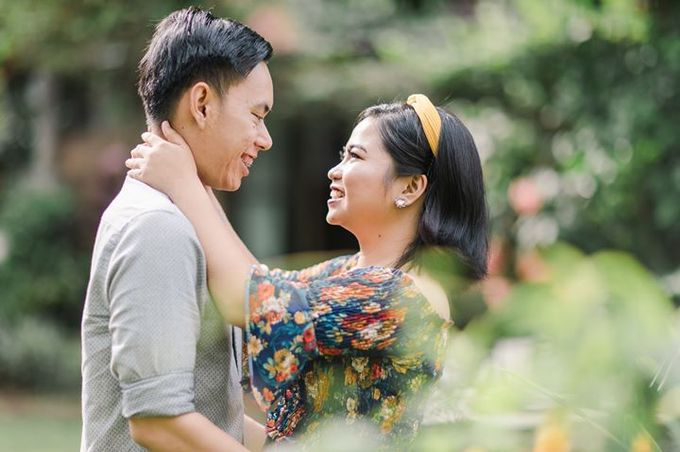 Prenup of John and Vana by Love And Other Theories - 001