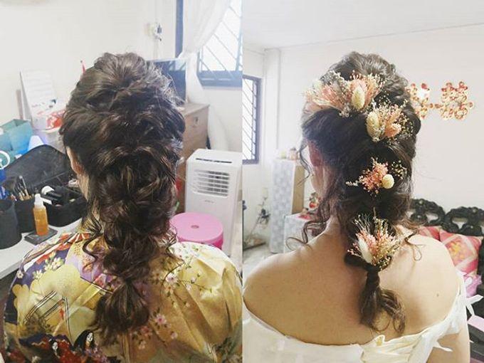 Church Wedding by WillieHaz Hair & Beauty - 001