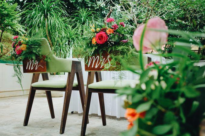 Venue Floral Decor by The Bloomish Eden - 005