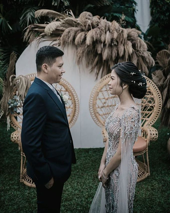 Togi & Sarah Wedding by METTA FEBRIYAN bridal & couture - 013