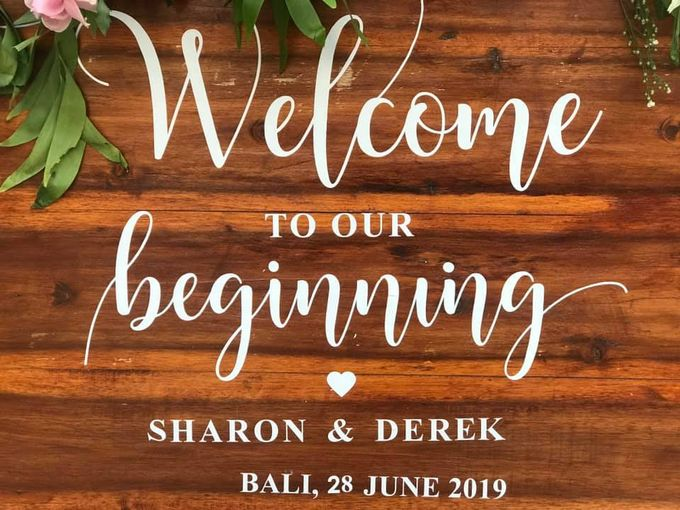 Sharon & Derek 28.06.2019 by Oma Thia's Kitchen Catering - 002