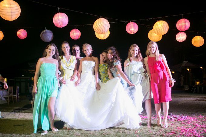 Purple wedding by Bali Angels - 033