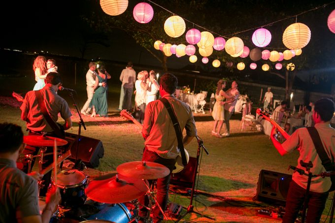 Purple wedding by Bali Angels - 037