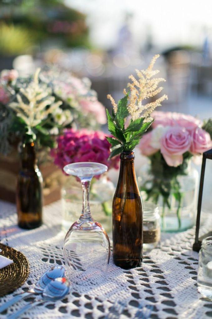 Ferry & Cynthia Wedding Decor by AiLuoSi Wedding & Event Design Studio - 011