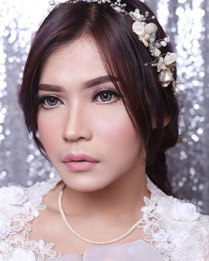 Wedding project by Zilla_dr make up - 032