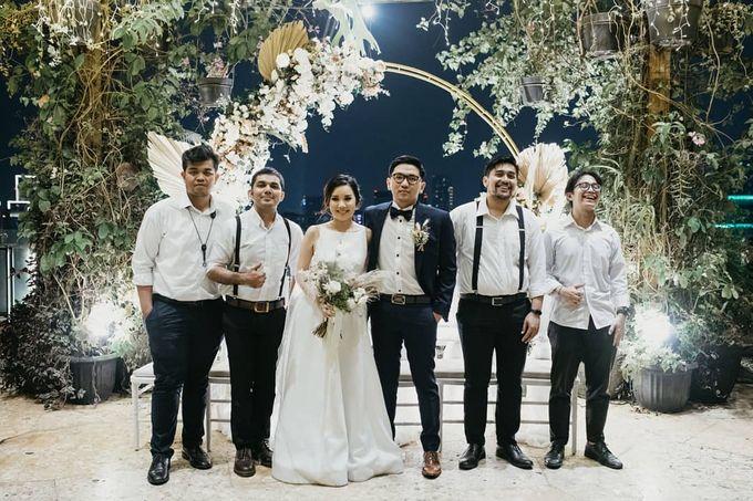 Juliana & Jonthan Wedding by Barva Entertainment - 001