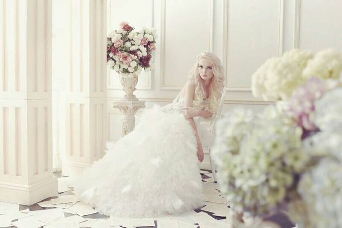 Parisian Fairy by Gazelle Brides - 004