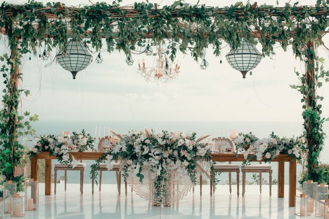 The Wedding of Kayan & Kendy by Bali Eve Wedding & Event Planner - 001