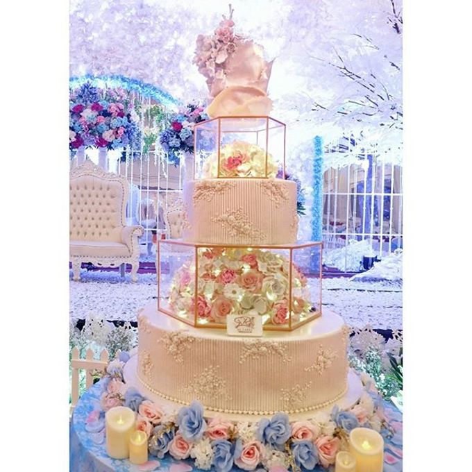 Real Wedding 2019 by RR CAKES - 016