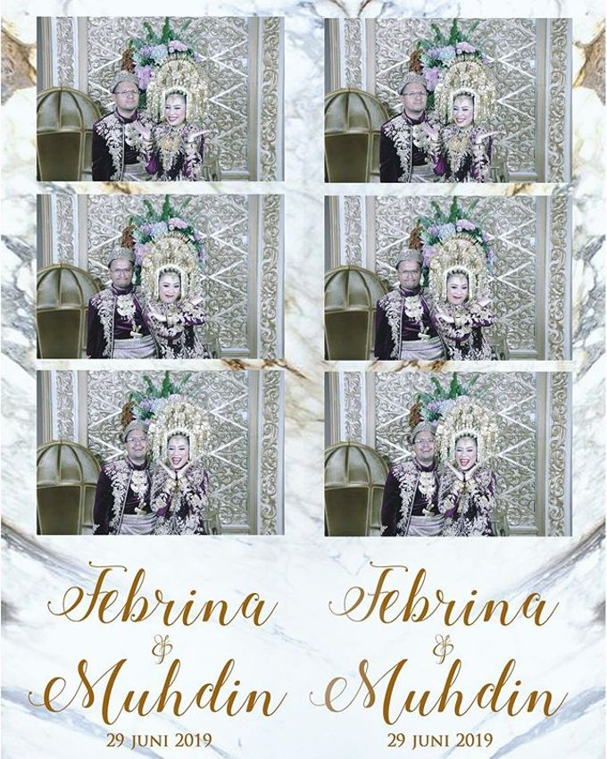 Photostrip 3 hours by Austin Photobooth - 002