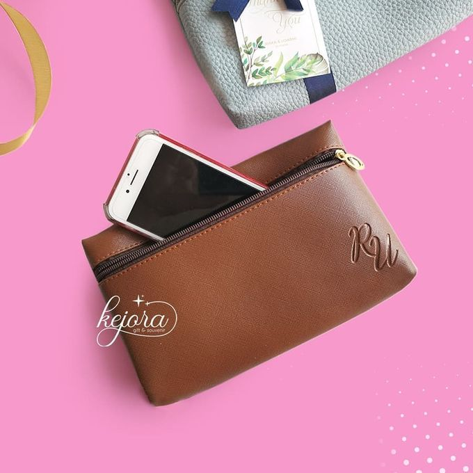 Pouch Top Zipper Plus Depth by Kejora Gift & Souvenir - 001