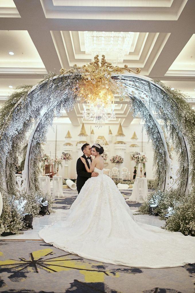 Disney Themed Compilation by Skenoo Hall Emporium Pluit by IKK Wedding - 004