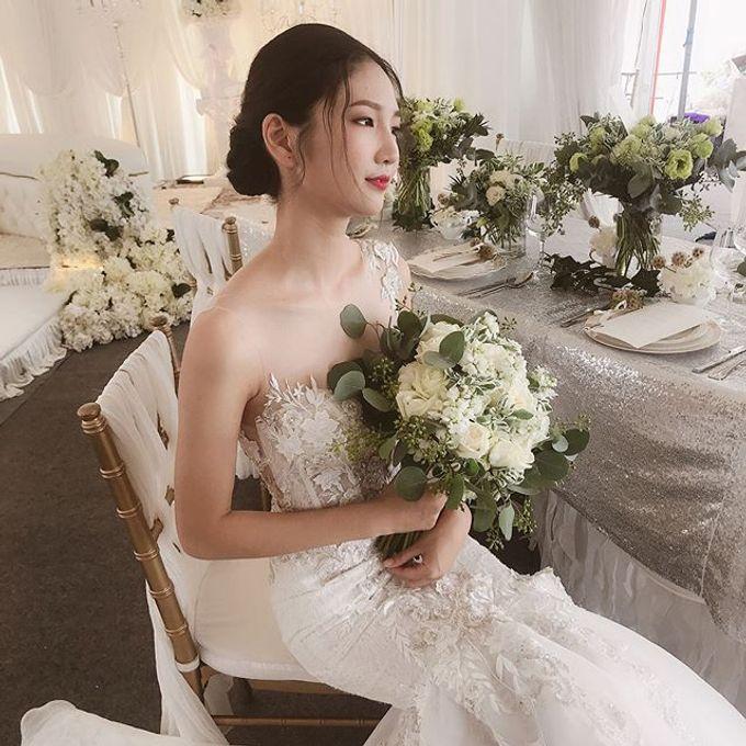 Fashion wedding shoot by Makeup Pros - 001
