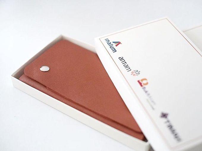 Handphone & Card Wallet by Le'kado - 020