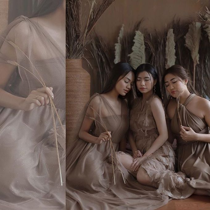 First Collection  by Gouter Official Bridesmaid - 003