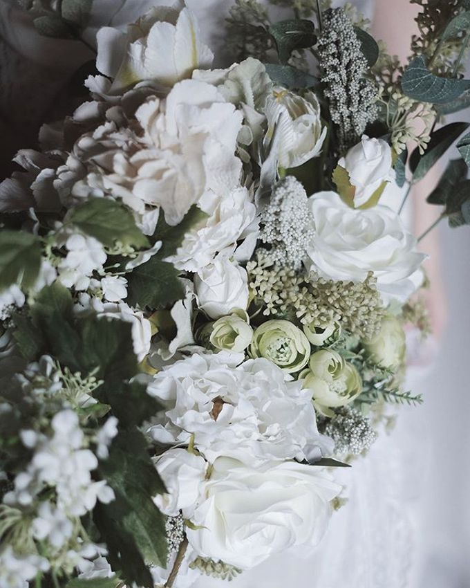 Purity by Bloom Wedding Floristry - 008
