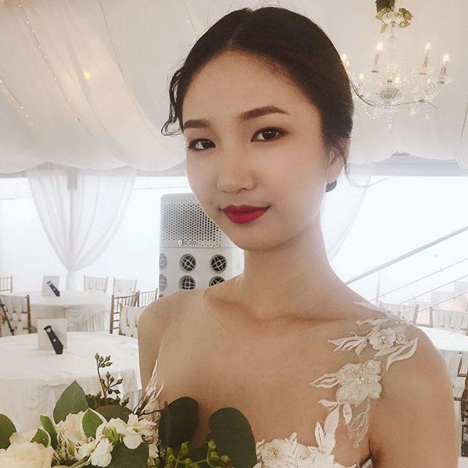 Fashion wedding shoot by Makeup Pros - 002