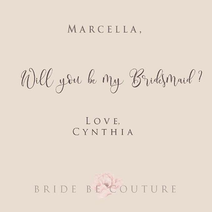 Custom Robes Bride & Bridesmaid gift by Cana Robes - 002