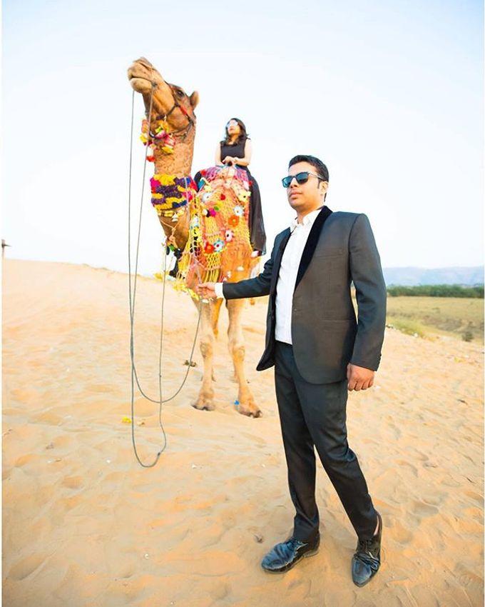 Pre-wedding Shoot by Parinay Pixels - 007