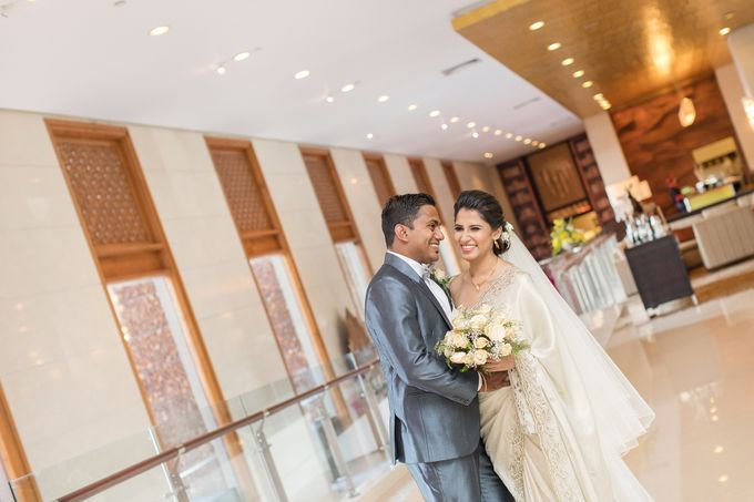 Wedding of Roshani & Charith by DR Creations - 037
