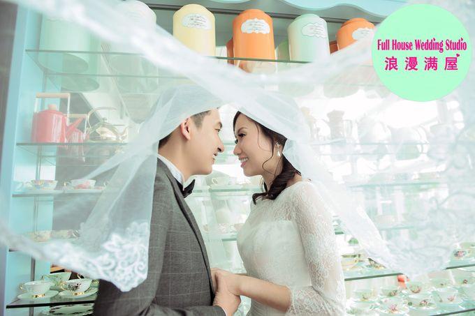 Pre-Wedding  Vincent & Samantha by Full House Wedding Studio - 015