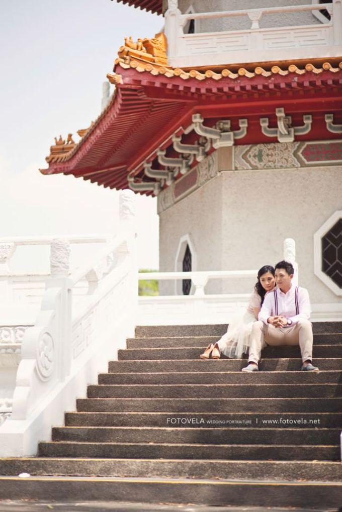 singapore Prewedding Fendy & Jeany by fotovela wedding portraiture - 009