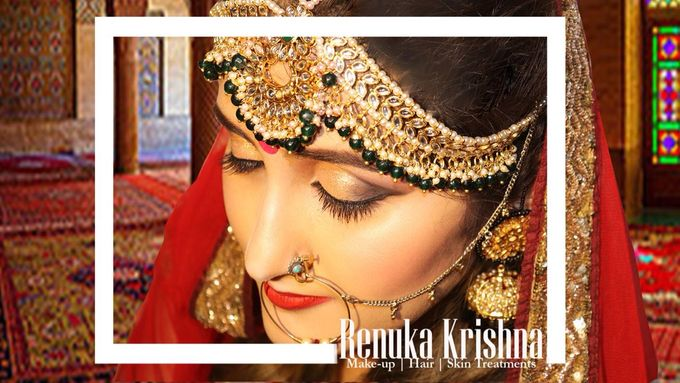 Makeup by Renuka Krishna - 003