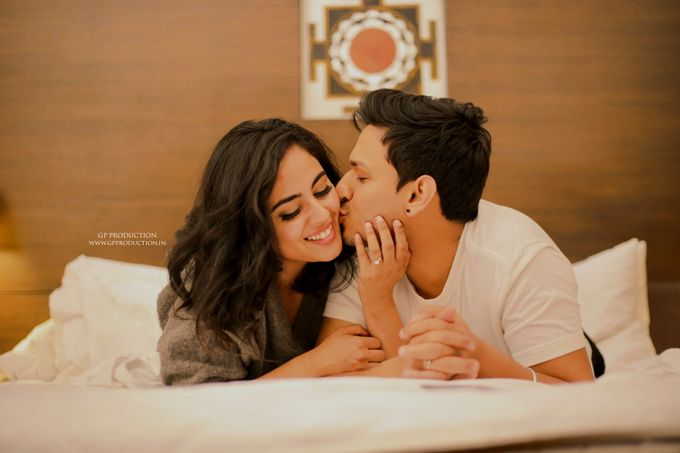 Pre Wedding Shoot by GP PRODUCTION - 012