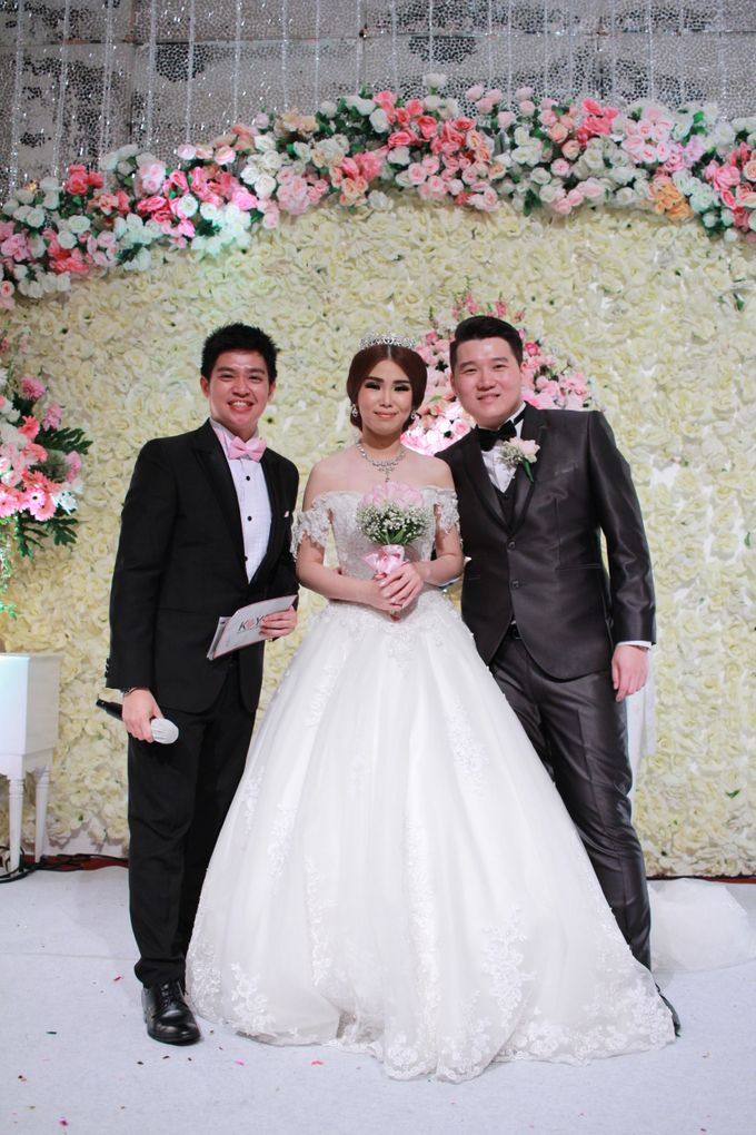 Anthony Stevven MC Wedding SunCity Jakarta by KEYS Entertainment - 018