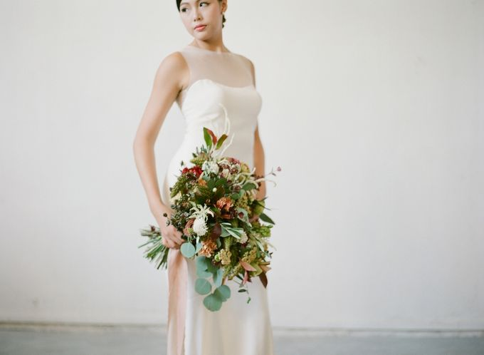 Asian Minimalist Editorial by The Prelude Bridal - 005