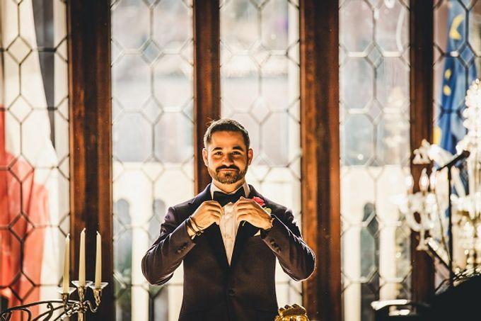 Luxury wedding in Venice by CB Photographer Venice - 014