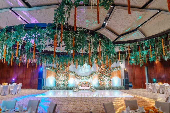 Beautifully Indian Wedding by Konsep Sejiwa - 010