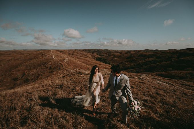 Anton & Cynthia Elopement Session by Chroma Pictures - 032