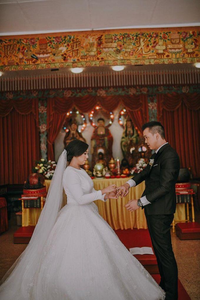 Teddy & Jessica The Wedding by PRIDE Organizer - 015