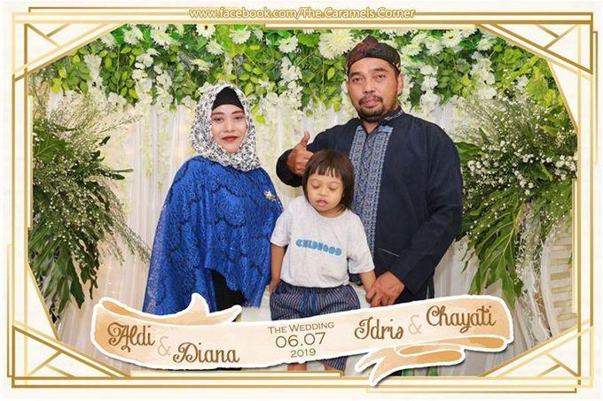 Aldi & Diana - Idris & chayati Wedding party by The Caramel's Corner - 046