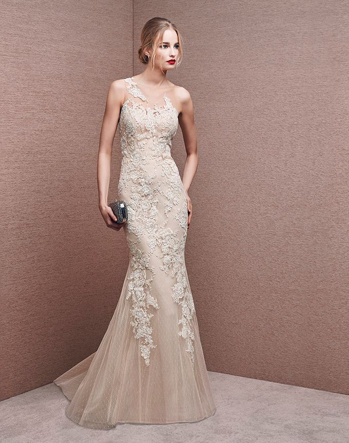 Designer Evening Gowns by Blessed Brides - 005