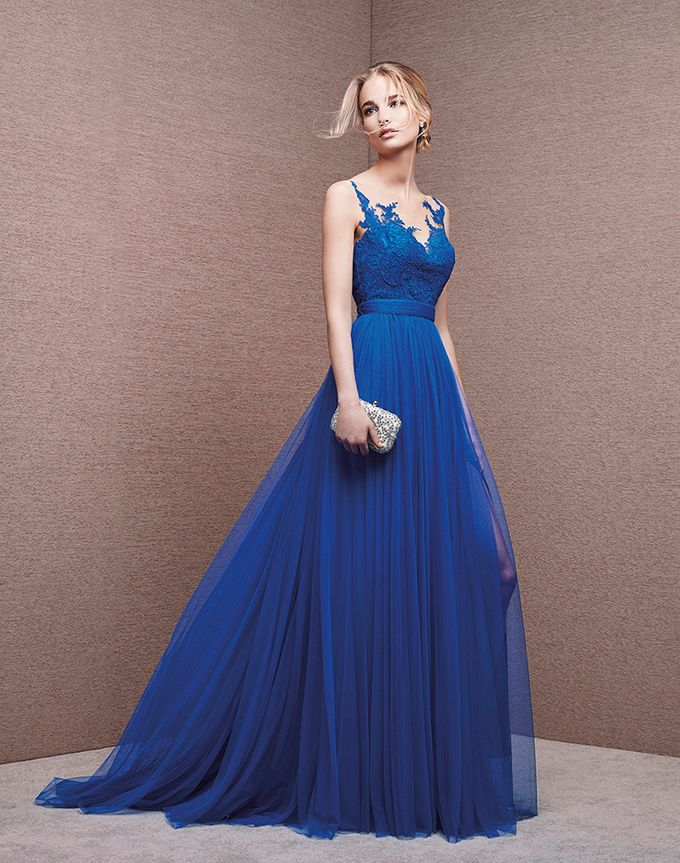Designer Evening Gowns by Blessed Brides - 008