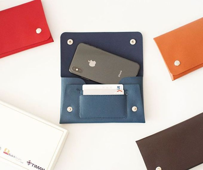 Handphone & Card Wallet by Le'kado - 017