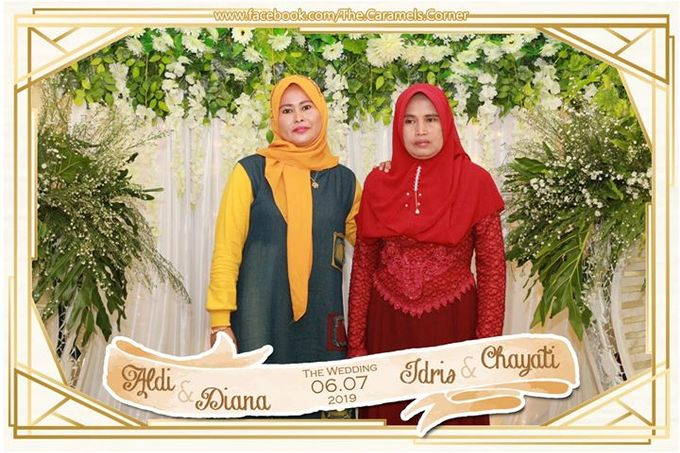 Aldi & Diana - Idris & chayati Wedding party by The Caramel's Corner - 027
