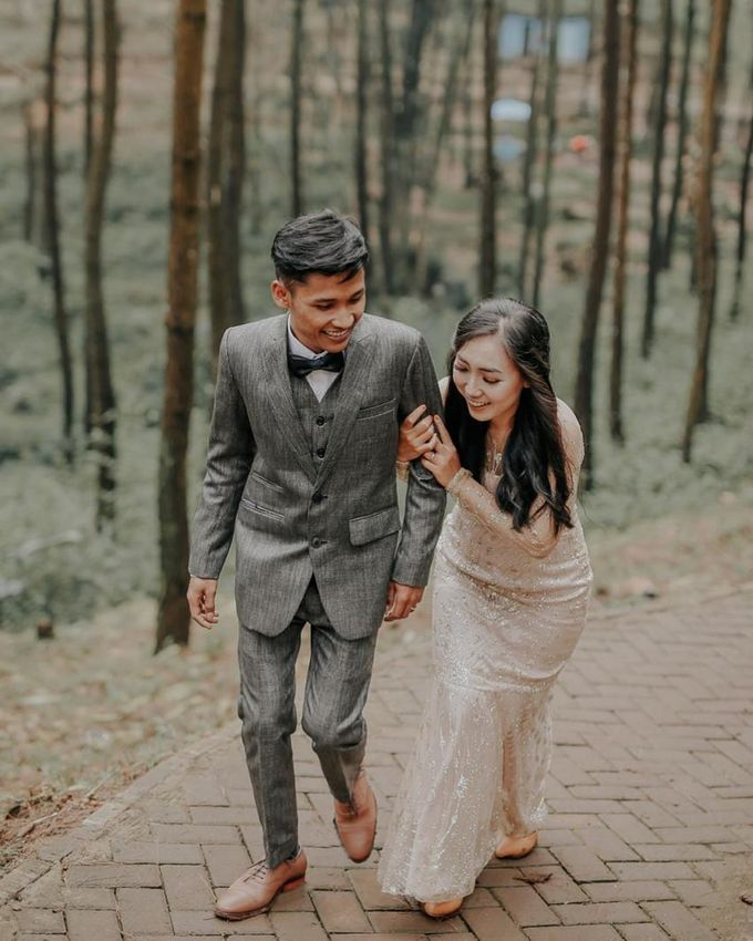 Prewedding for Riana Sampoerna by Koku Footwear - 001