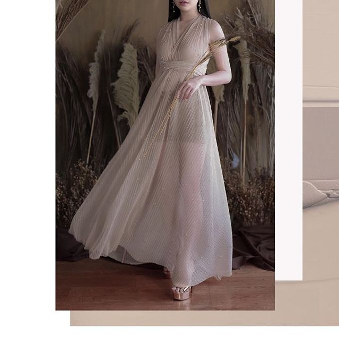 First Collection  by Gouter Official Bridesmaid - 009