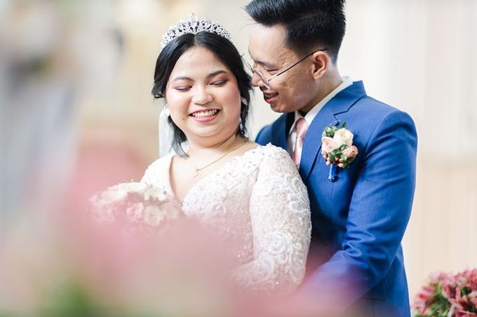 Wedding of Zed and Vana by Love And Other Theories - 005