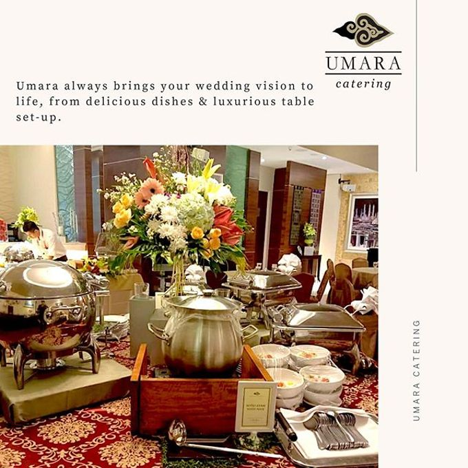 Decoration by Umara Catering - 018