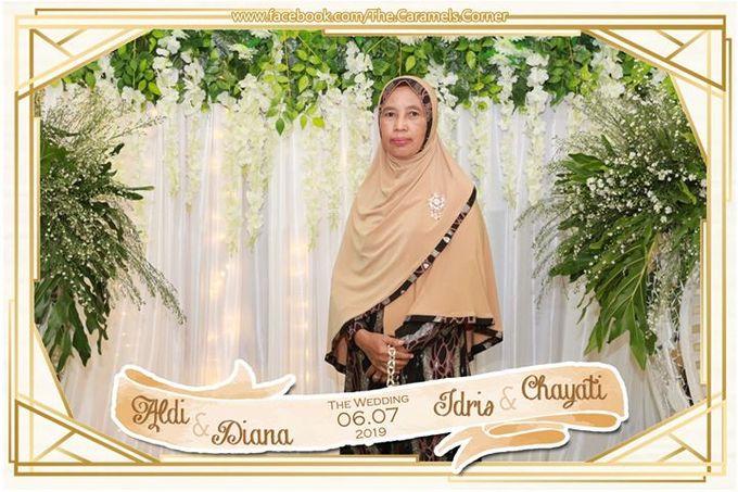 Aldi & Diana - Idris & chayati Wedding party by The Caramel's Corner - 044