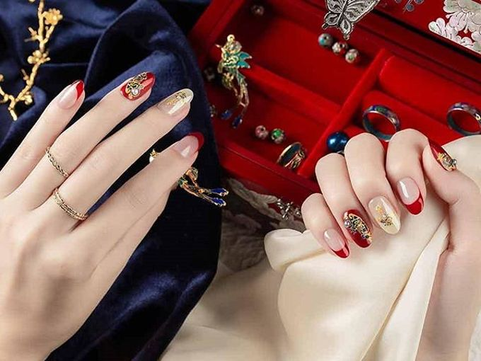 Nail Art Print by Stylemate Indonesia - 015