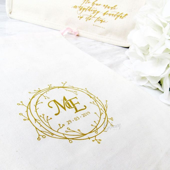 The Wedding of Michael & Eva by Bloom Gift - 002
