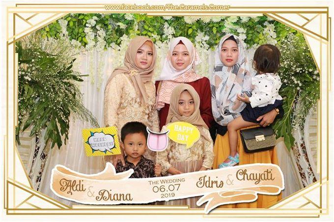 Aldi & Diana - Idris & chayati Wedding party by The Caramel's Corner - 024