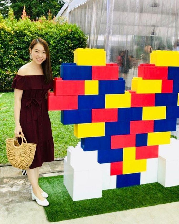 Lego-themed Wedding by POPfolio - 006