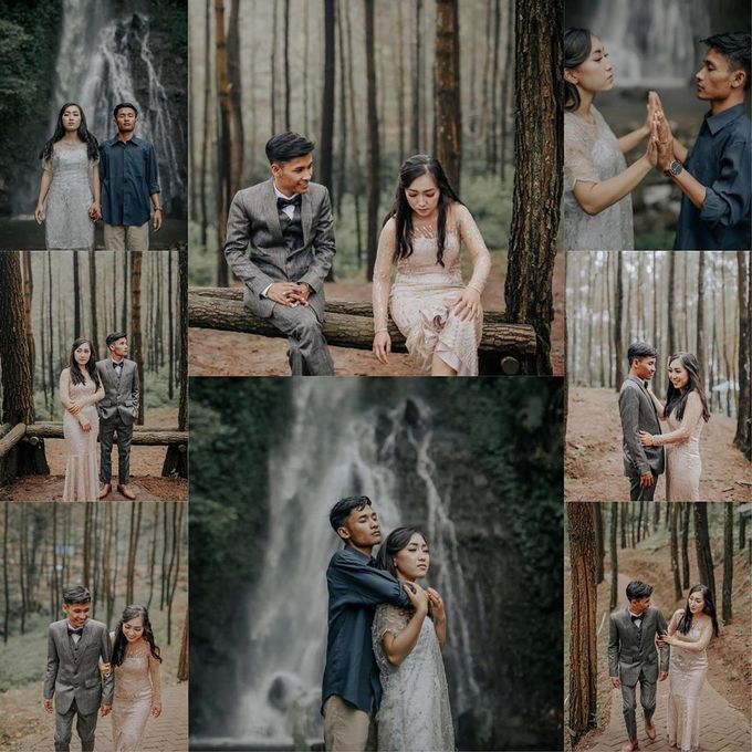 Prewedding for Riana Sampoerna by Koku Footwear - 002