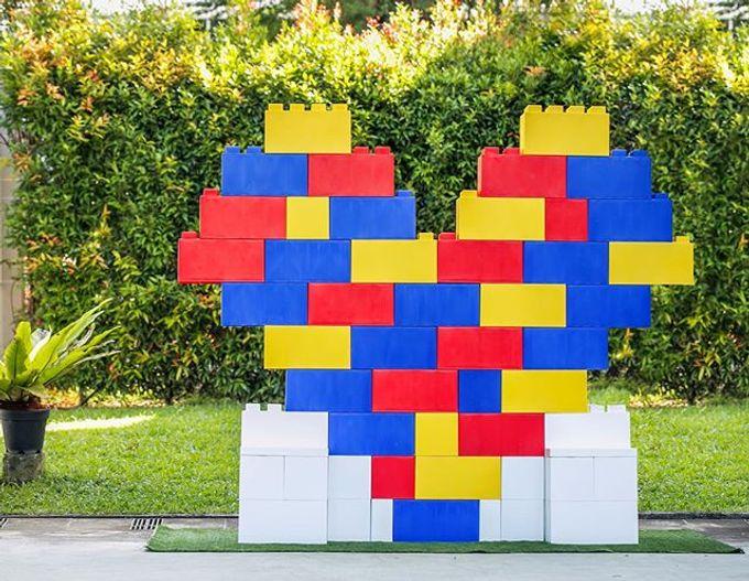 Lego-themed Wedding by POPfolio - 005